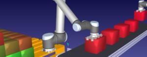 Universal Robot Conveyor