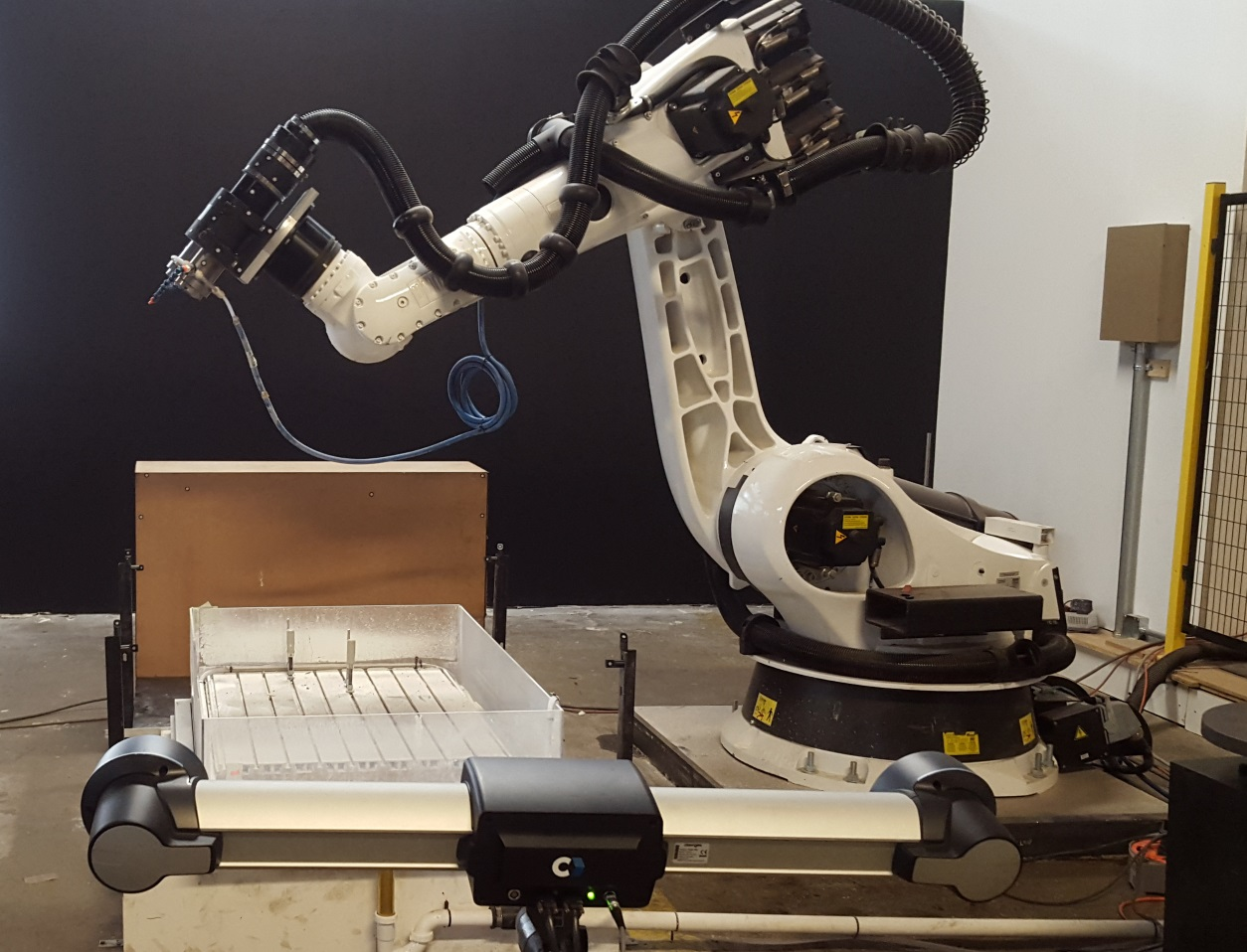 KUKA robot calibration with RoboDK