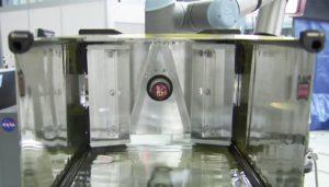 FLIR sensor at NASA