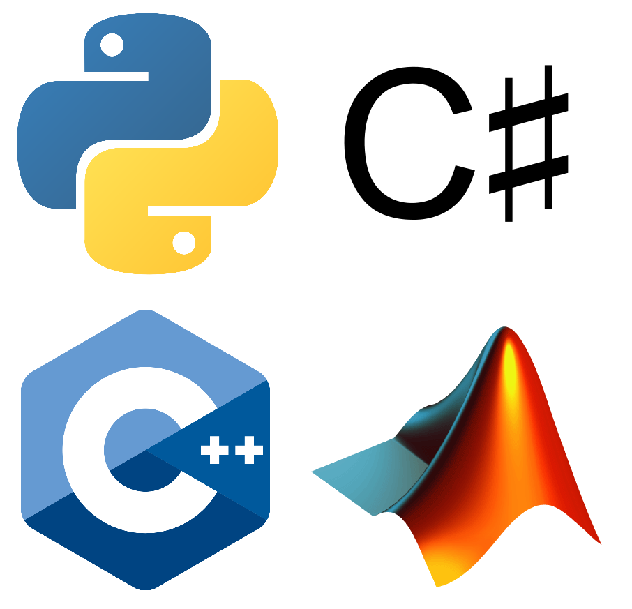 Python vs C++ vs C# vs MATLAB: Which Robot Language is Best