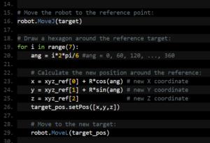 Python Programming RoboDK API