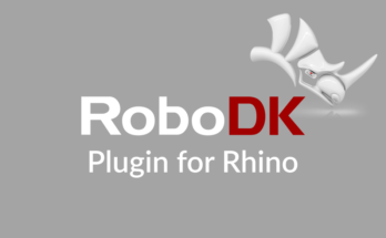 RoboDK plugin for Rhino Introduction
