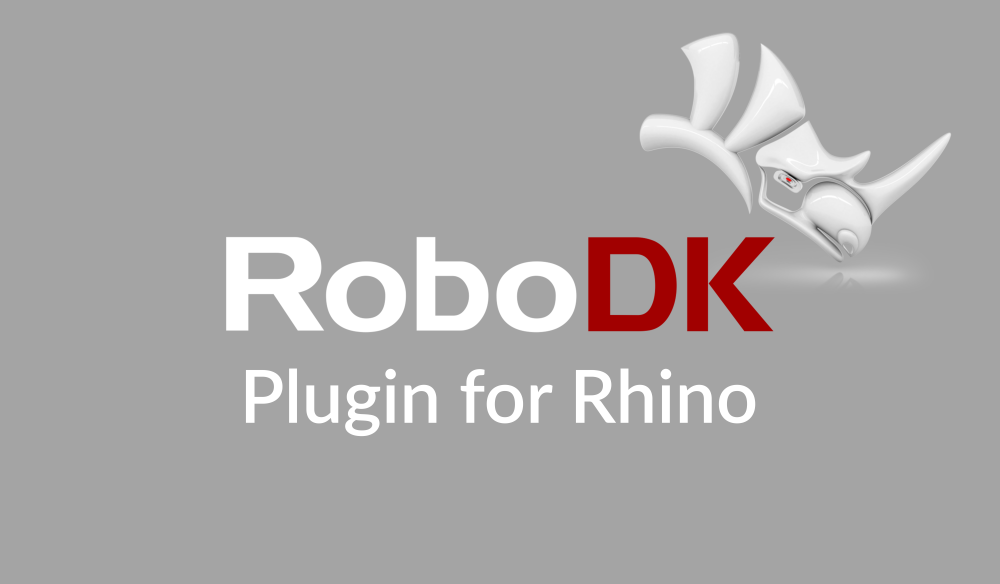 How to Use Rhino + RoboDK for Robot Programming - RoboDK blog
