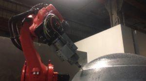 Robot Machining with KUKA Titan