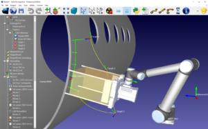 Robotic Inspection at Nasa