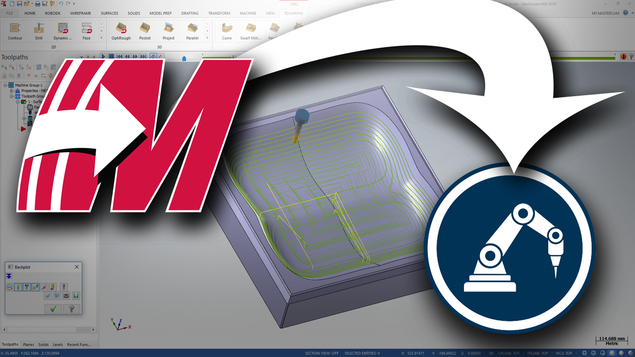 Supercharge Your Robot Machining With the Mastercam Plugin