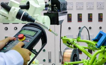robot welding programming
