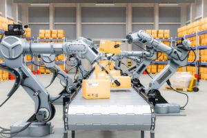 program robot conveyor