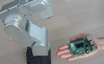 Raspberry Pi Robot Programming