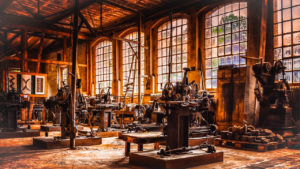 Old Machines