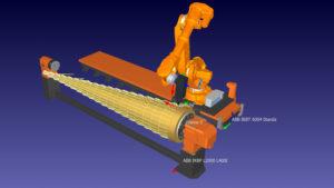 ABB Robot Machining with external axes