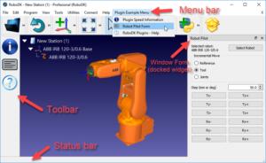 RoboDK Plugin Interface Example