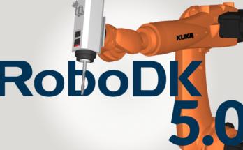 RoboDK v5.0 Release