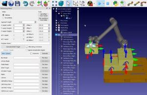Robot Palletizing Plugin
