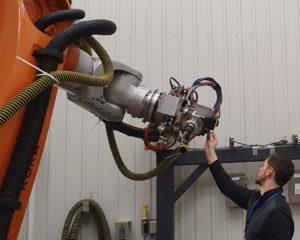 Robot End Effector Calibration
