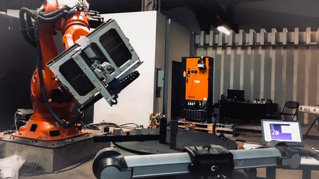 KUKA Robot Calibration with Creaform C-Track