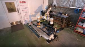 Kane Robotics Propeller polishing