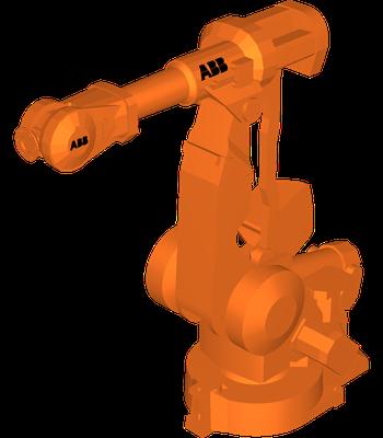 ABB IRB 4400/45 M94A robot