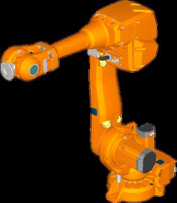 ABB IRB 4600-60/2.05 robot