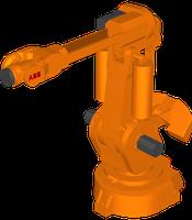 ABB IRB 6400 2.4 120 robot
