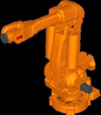 ABB IRB 6400R 25 150 robot