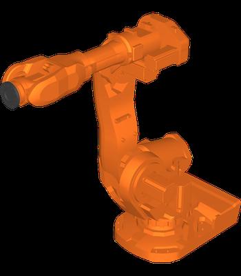 ABB IRB 6600-225/2.55 robot