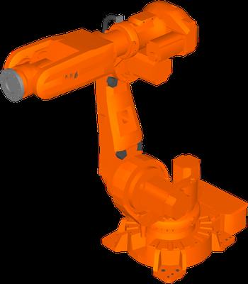 ABB IRB 6620-150/2.2 robot