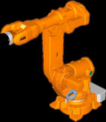 ABB IRB 6640-180/2.55 robot