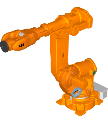 ABB IRB 6640-185/2.8 robot