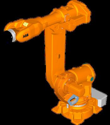 ABB IRB 6640-205/2.75 robot