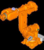 ABB IRB 6640ID-200/2.55 robot