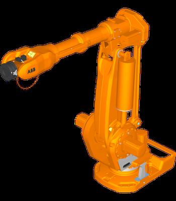 ABB IRB 6660-130/3.1 robot