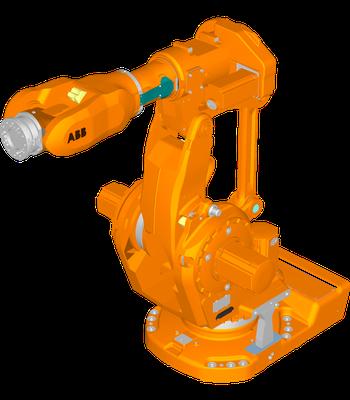 ABB IRB 6660-205/1.9 robot