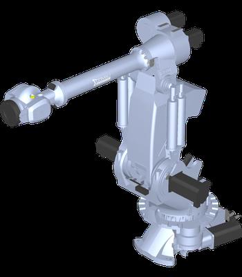 Comau NJ 370-3.0 robot