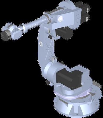 Comau Smart NM 45-2.0 robot