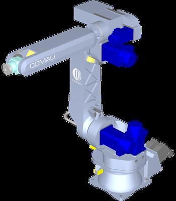 Comau Smart SiX 6-1.4 robot