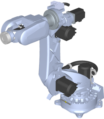Comau Smart5 NJ 130-2.0 robot