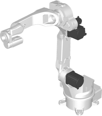 Daihen OTC FD-B4 robot