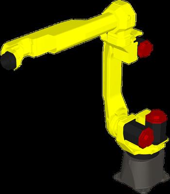 Fanuc M-10iA/6L robot