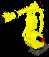 Fanuc M-900iA/350 robot