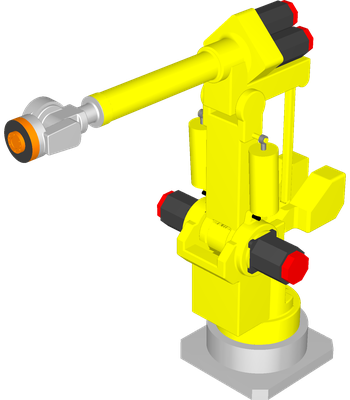 GMF S-420 robot