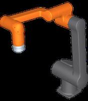 HCR-12 robot