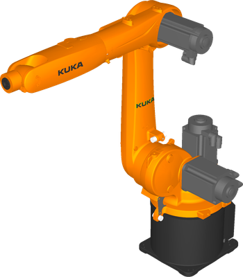 KUKA KR 10 R1420 robot