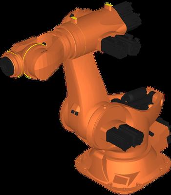 KUKA KR 1000 L1300 titan PA robot