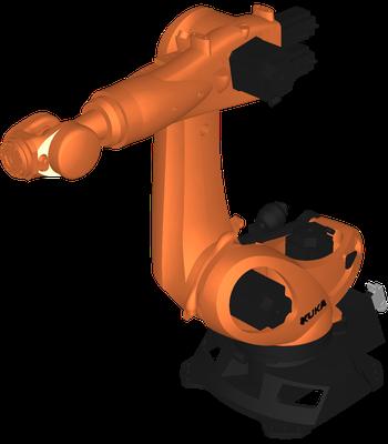 KUKA KR 120 R2500 pro robot
