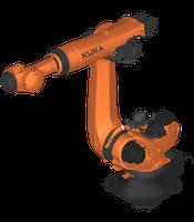 KUKA KR 120 R2700-2 robot