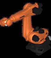 KUKA KR 120 R2700 HA robot
