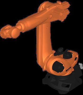KUKA KR 120 R2900 extra robot