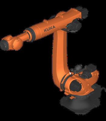 KUKA KR 120 R3100-2 robot