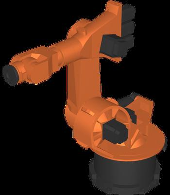 KUKA KR 125-2 robot